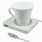 Transportabel USB Cup varmare images