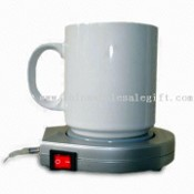 USB Cup Warmer, Keeps the Drink on 40 to 50 Degrees Celsius images