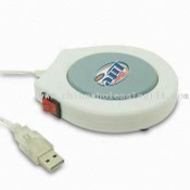 USB Cup Warmer with Large Logo Imprinting images