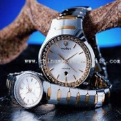 Water-resistant Fashion Watch with Sapphire Glass and Adjustable Strap images