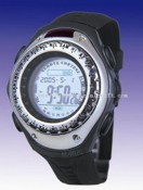 World Time Zone Remote Control Watch images