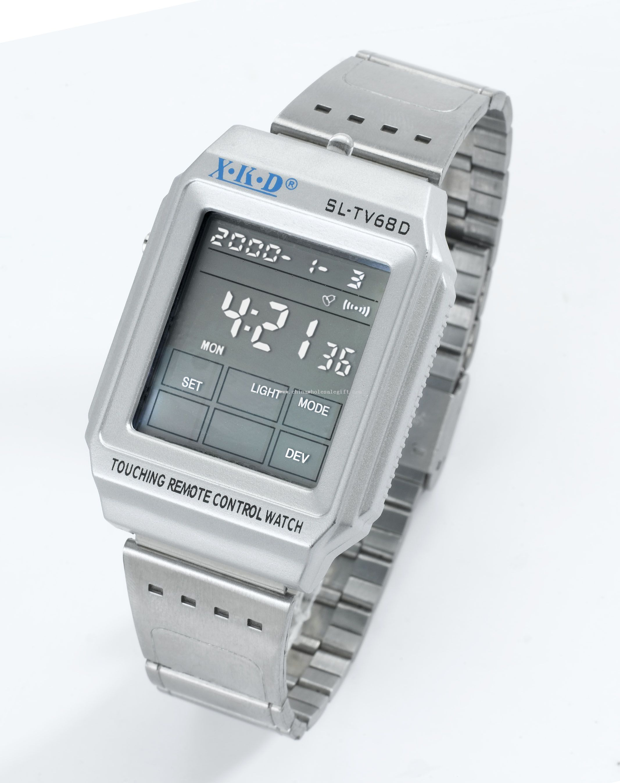 Touch Panel TV and VCD Remote Control Watch