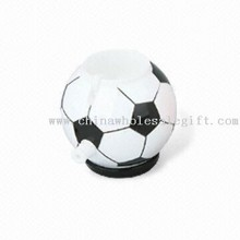 Football Shaped Whistle with Lanyard Strap images