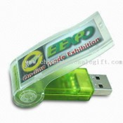 USB Whistle Style Flash Drives with Minimum Data Retention of 10 images