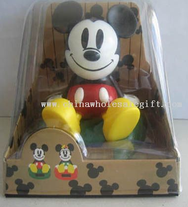 Solar Mickey Mouse