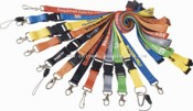 polyester lanyards images