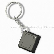 Key finder Square-shaped Key Finder with Flashing LED Light and Keychain images