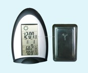 Wireless Weather Station Clock images