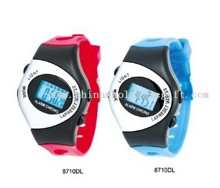Multifunction LCD Watch images