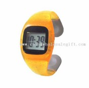 BANGLE LCD WATCH images
