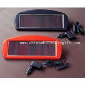 Solar Powerd 12V Battery Trickle Charger images