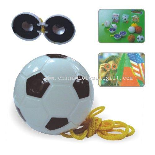 Football Shape Plastic Binoculars