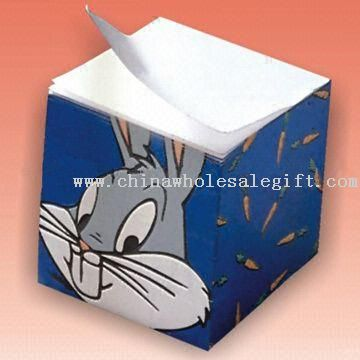 Cube Notepad