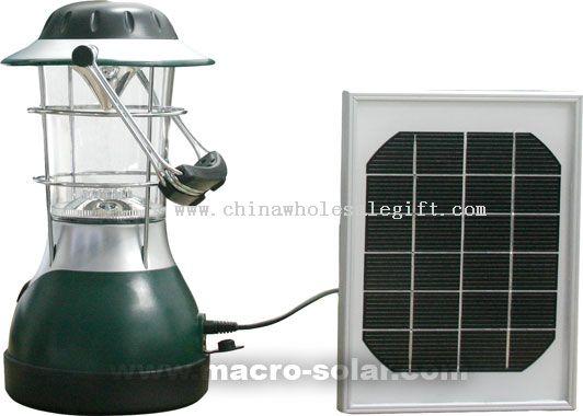 Solar Lantern Light