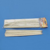 Bamboo skewers images