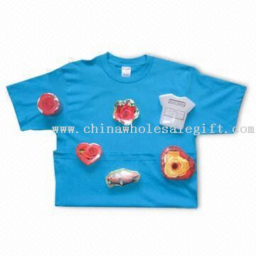 100% Cotton Compressed T-shirt