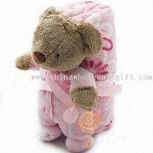 Baby Blanket and Toy Sets images