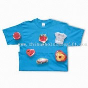 100% Cotton Compressed T-shirt images