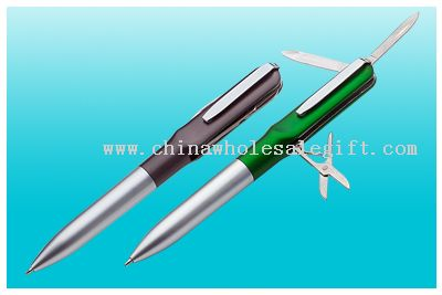 Multifunctional Pen with file