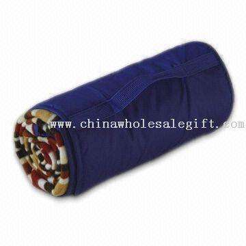 Navy Blue Fleece Blanket