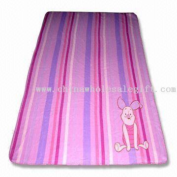 Poly Fleece Blanket