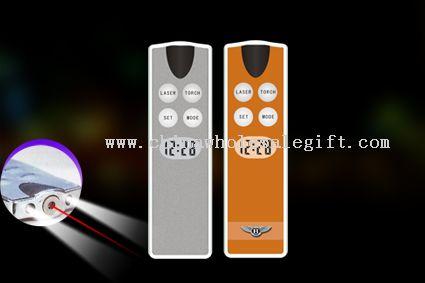 LASER CARD WITN 2 LED
