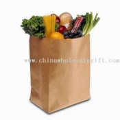 Paper Grocery/Kraft Shopping Bag images