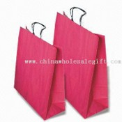 Shopping Bags with Matte Lamination Finish images