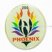 Lapel Pin with Phoenix Design images