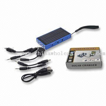 Pocket-sized Solar Mobile Phone Charger, Suitable for Digital Cameras and MP3 Players
