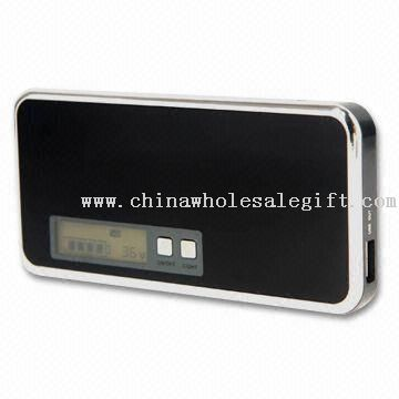 Portable Power Bank for Mobile Devices Such as Mobile Phone, MP3, MP4 and Digital Camera