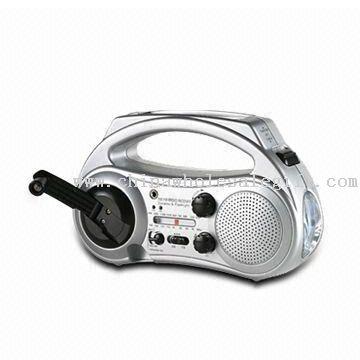 Portable Solar Radio Solar Radio