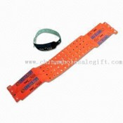 WRIST BAND SERIES-2 Bracelet with Unrepeatable Snap Button Design images