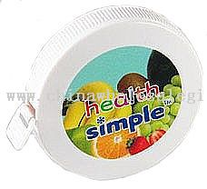 Round Tape Measure 2 - Digital Imprint