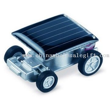 DIY Solar Racing Car -- Runner