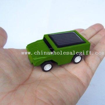 DIY Solar Racing Car