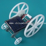 DIY Solar Car & Solar Fan Set images
