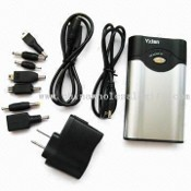 Mobile Phone Charger with ≤1200mA Output Current and DC 9V-14V Input Voltage images