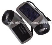 Arch Shape Solar Torch images