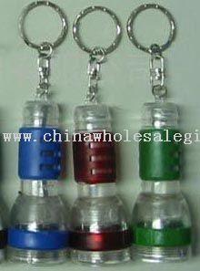 Mini Key Ring Solar Torch