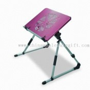 Portable Laptop Table with Cooling Fan images