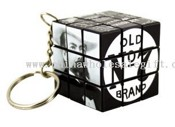 Rubiks προώθηση 3 x 3 κύβος Keychain (34mm) images