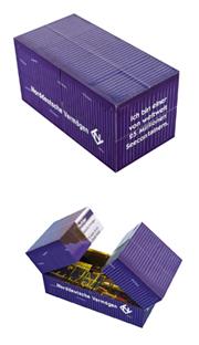 Magic Container Cube