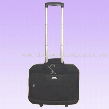 Computer Carry Case with Trolley Available in Different Materials