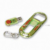 USB Flash Drive 1547 Opener USB Flash Drive with 7Mbps Writing Speed and 10 Years Data Retent images