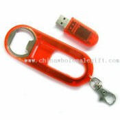 USB Stick 5285 Opener USB Flash Drive with 64MB to 8GB Capacity and 8Mbps Reading Speed images