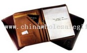 Deluxe Leather Writing Pad Holder images