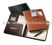 Leather Pad Holder with Pneumatic Calculator images