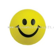 Smile Face - Sport design stress ball images
