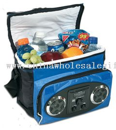 Radio Expandable 12 - Pack Cooler